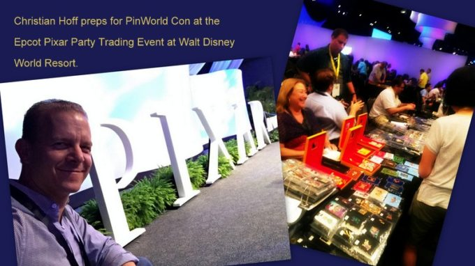 Second Annual PinCon World Celebration to Follow Epcot Pixar Party Trading Event